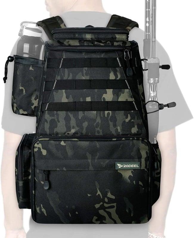 Rodeel Fishing Tackle Backpack