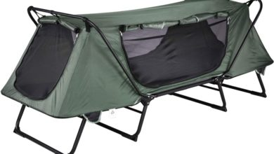Yescom Oxford Folding Tent Cots