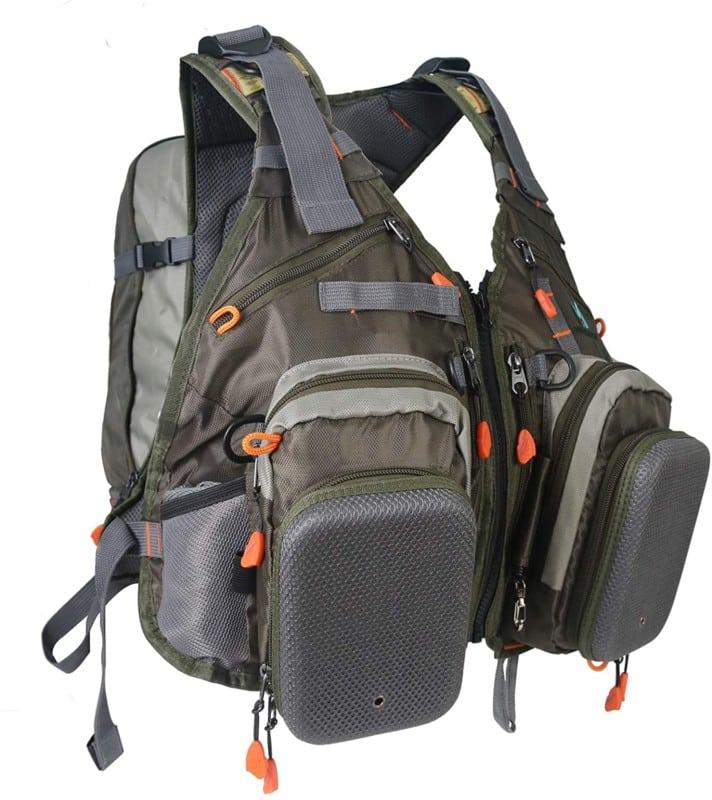 Maximumcatch Maxcatch Fly Fishing Vest Pack