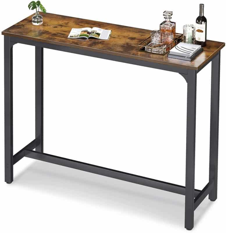 6. ODK Rectangular Bar Table