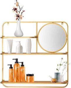 HuiDao Wall Mirror with Shelf
