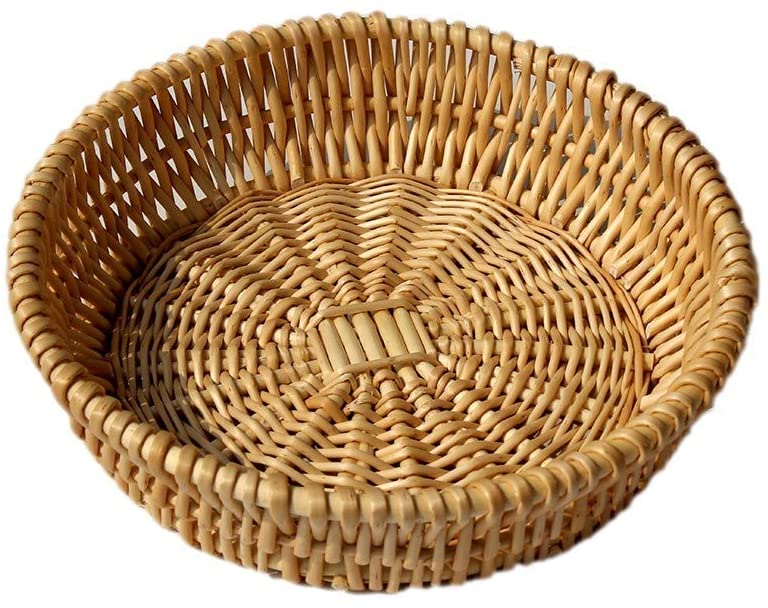 Nutriups Natural Willow Bread Basket