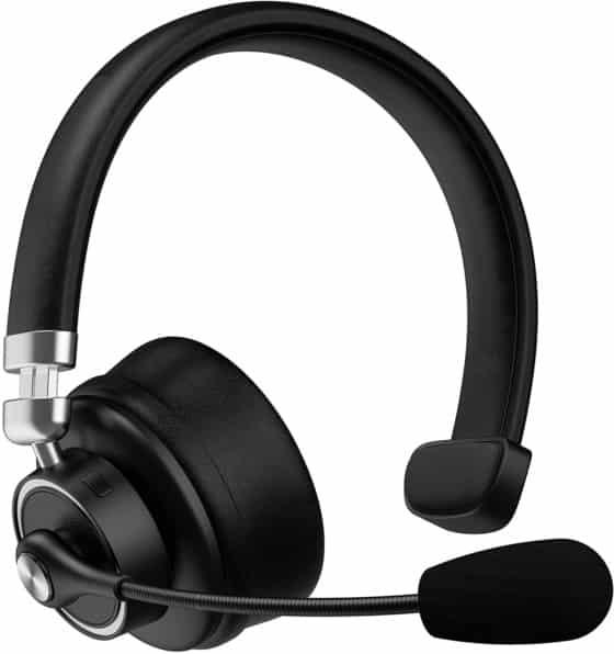 KKUYI Trucker Bluetooth Headsets