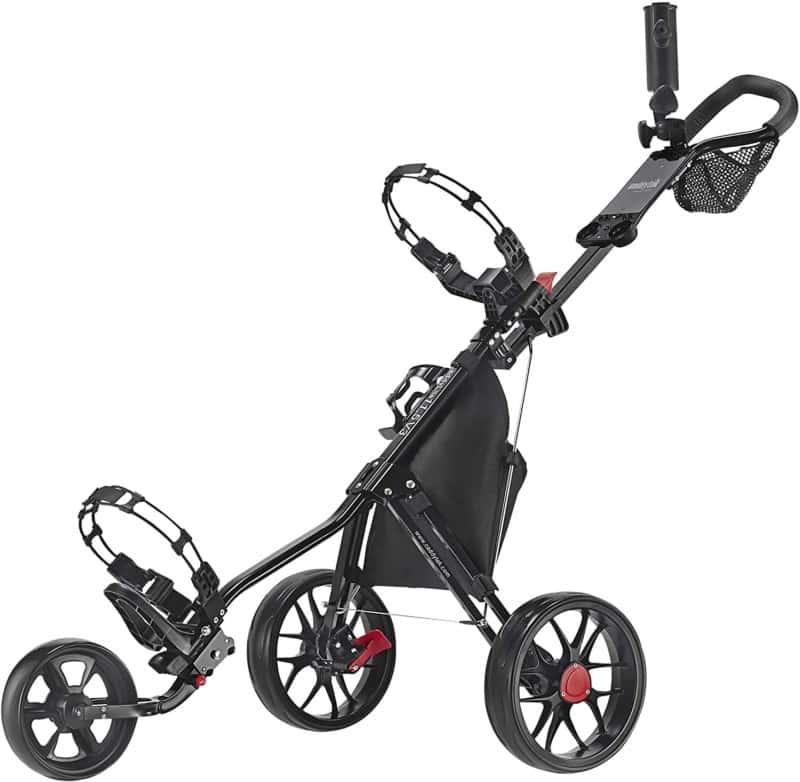 Caddytek CaddyLite Golf Push Cart