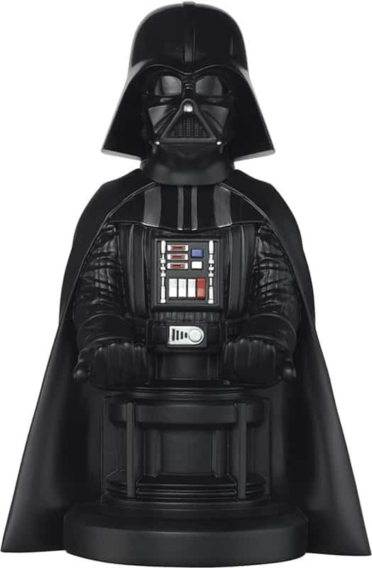 Cable Guy Controller Holder and Device- Darth Vader