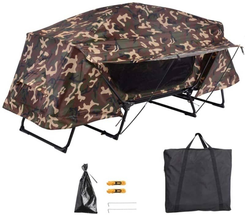 Yescom Single Tent Cots