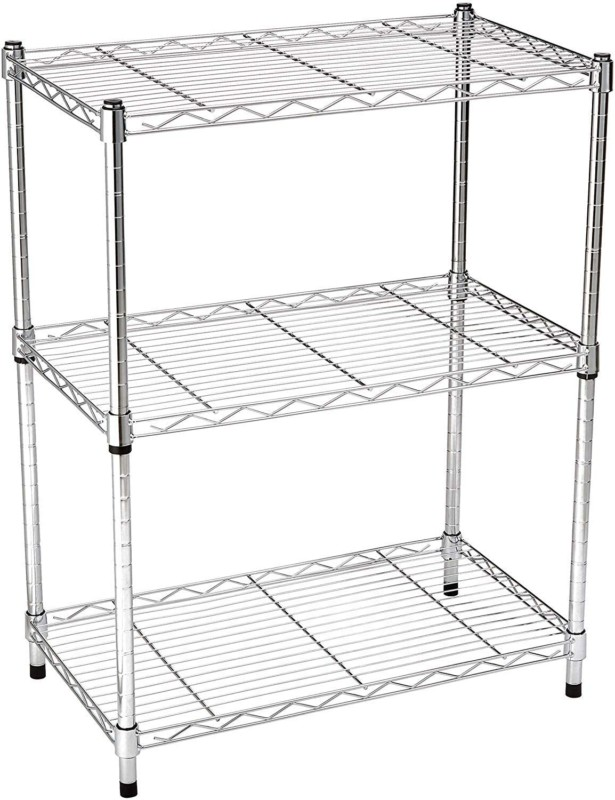 Amazon Basic 3 Shelf Adjustable Storage Unit