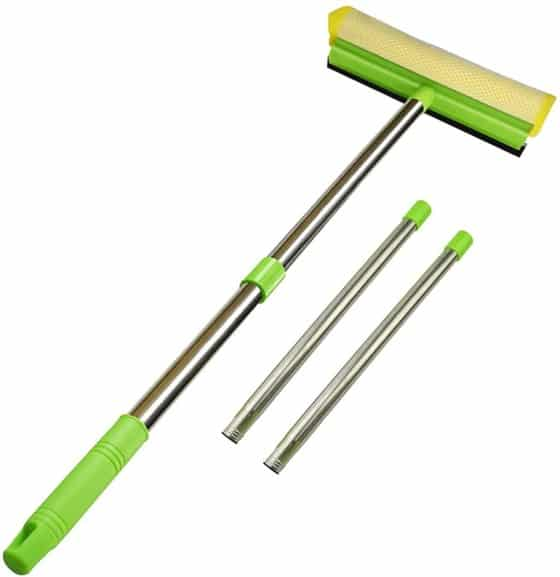 ITTAHO 2 in 1 Window Squeegees