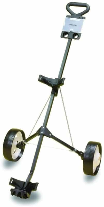 JEF WORLD OF GOLF Push Cart