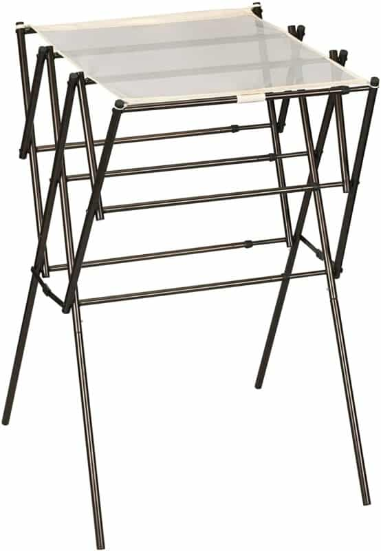 Household Essential 5175 Collapsible Expandable Clothes Drying Rack