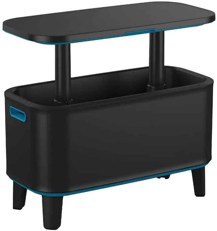 Keter Breeze Bar cooler table