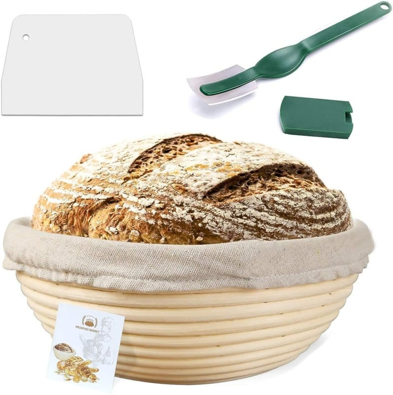WERTIOO Bread Proofing Basket