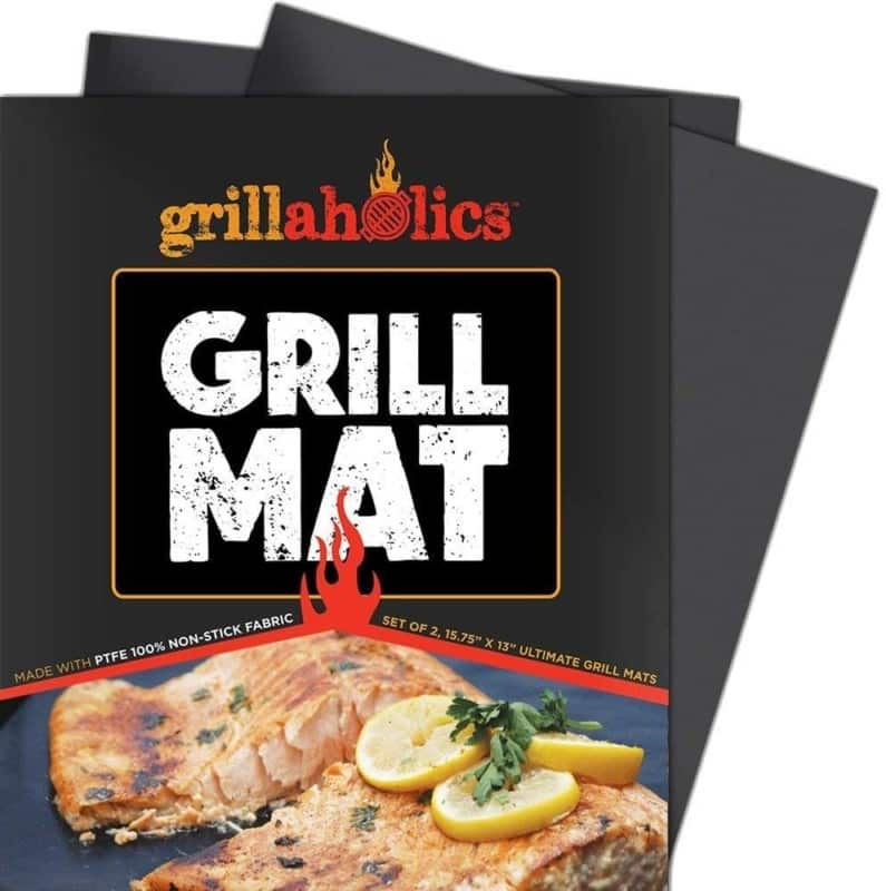 Grillaholics Grill Topper Mat