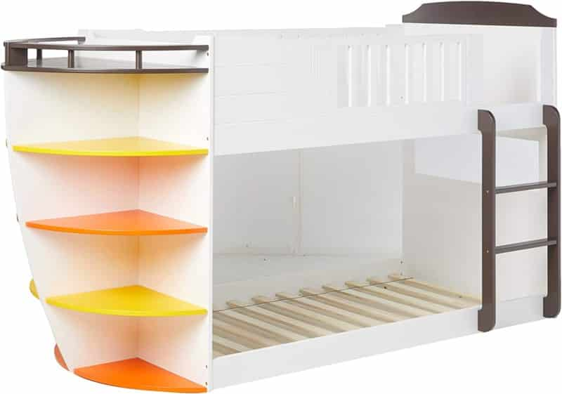 9. ACME Furniture the Neptune-x Twin Bunk Beds For Kids