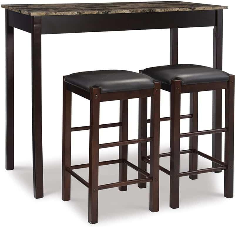 9. LINON Bar Table Set