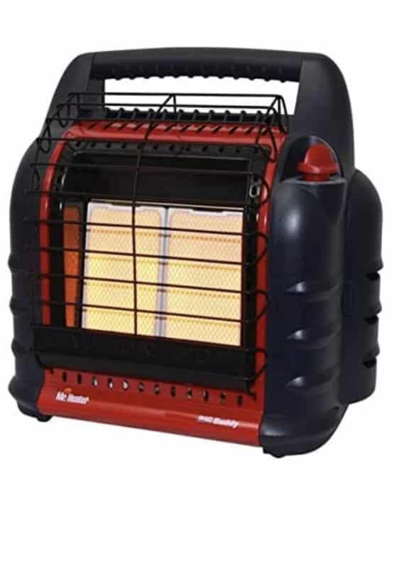 Mr. Red Propane Heater F274800 MH18B