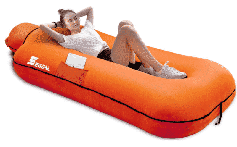 SEGOAL Inflatable Camping Bed Couches