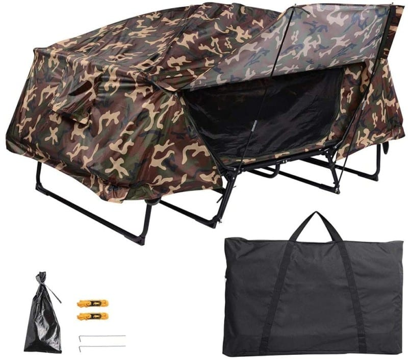 Yescom Double Tent Cots