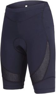 beroy Women's Bike Shorts with 3D Gel Padded