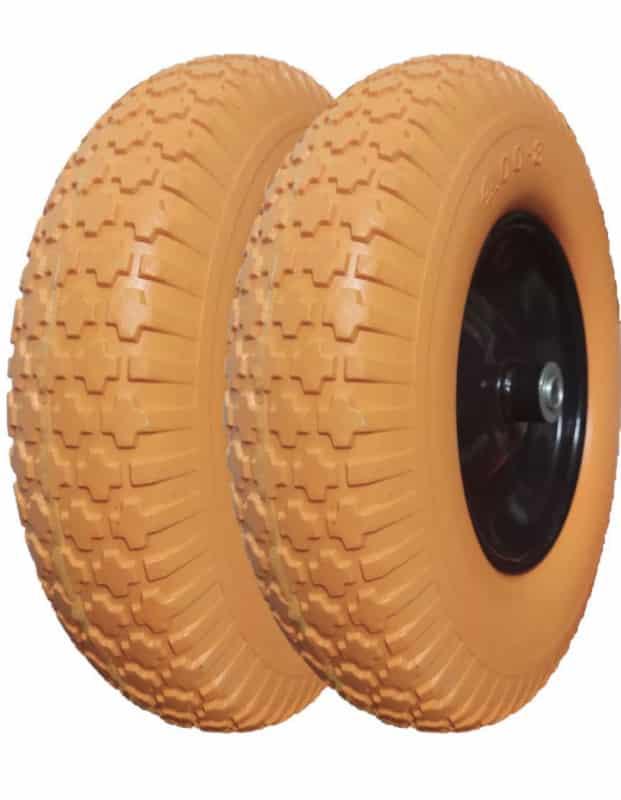 Relax Flat-Free Wheelbarrow Tires