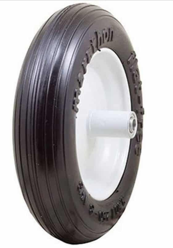 Marathon - Flat Free Wheelbarrow Tires Amazon