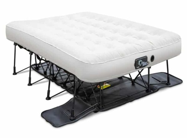 Ivation Twin Rolling Guest Bed Air Mattress Convertible