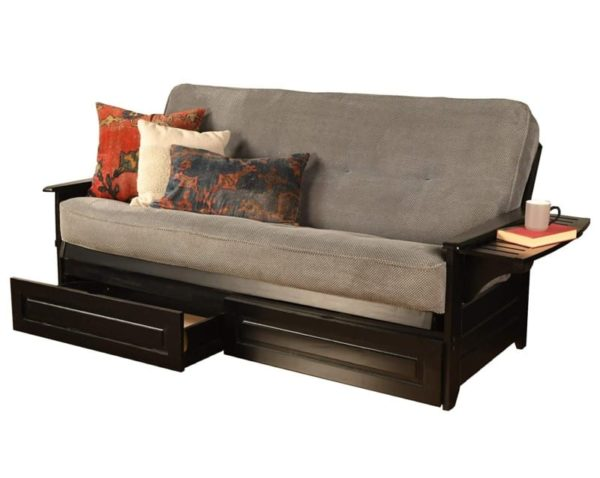 Kodiak Phoenix Futon Sofa Bed with Storage Drawers