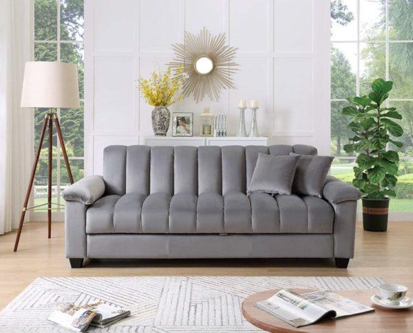 Legend Furniture Sofa Bed with Sleeper Storage