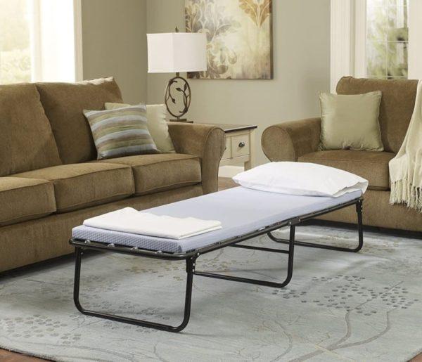 Simmons Beauty Twim Foldaway Guest Bed