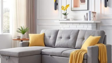 Sofa Beds with Storages