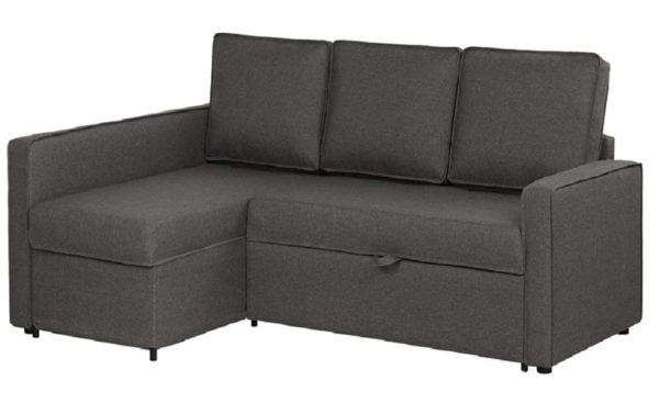 South Shore Sectional Sofa Bed with Storage