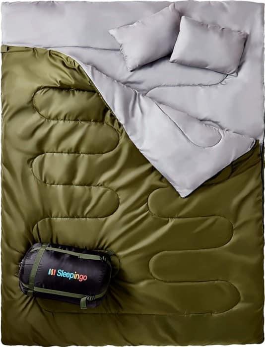 Sleeping Double Sleeping Bag