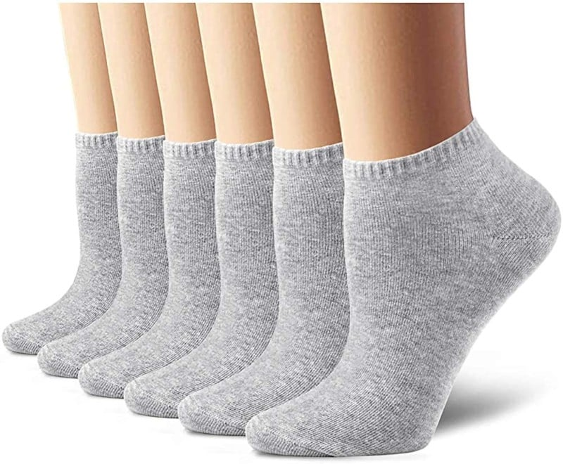 Simple Women Stretch Free Ankle Socks