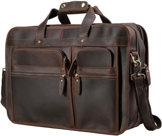 Soft and Comfy Polare Messenger Bag