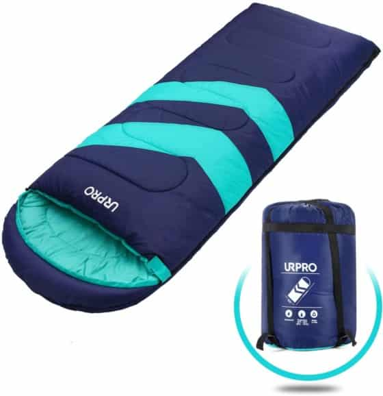 Urpro Lightweight, Portable, Waterproof Sleeping Bag
