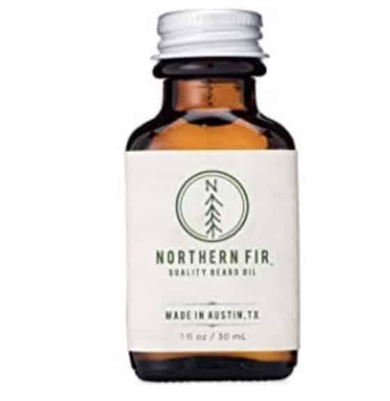 Northern Fir Beard Oil- Distinct Blends of Plant-Based Oil 100% Natural