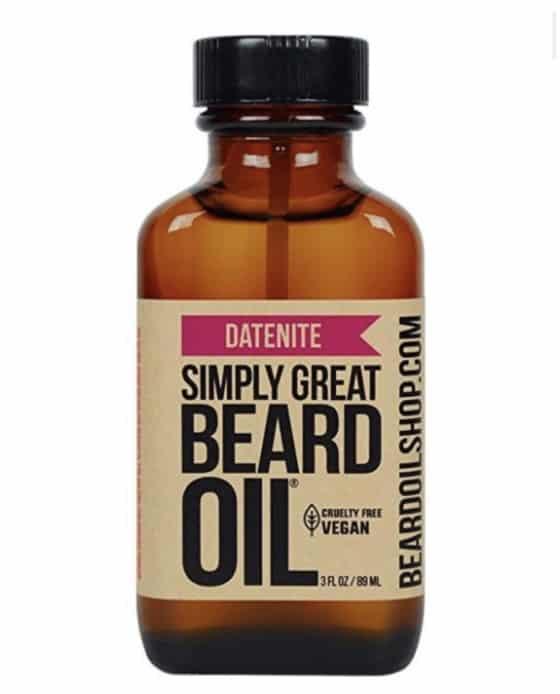 Simply Natural Beard Oil - DATENITE Scented Beard Oil – America's favorite