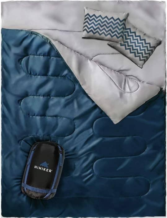 HiHiker Double Sleeping Bag