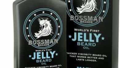 Bossman Beard Growth Oils