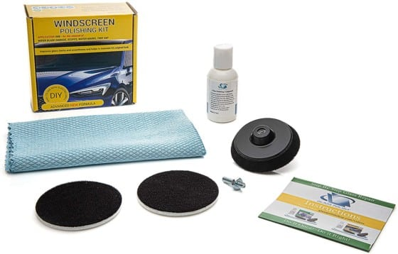 GLASS 21005 DIY Windshield Polishing Kit