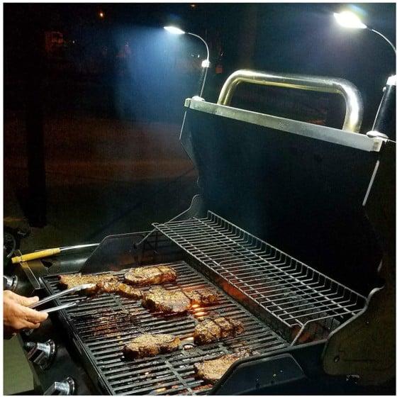 BRIGHT EYES BBQ Grill Lights