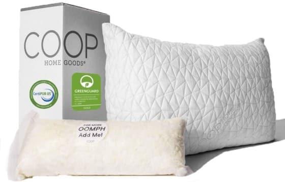 Coop Premium Adjustable Loft Pillow