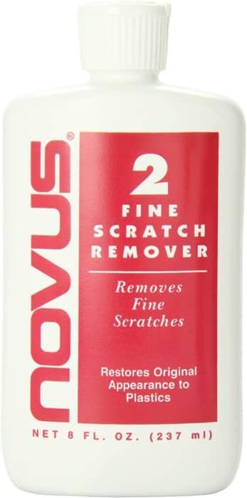 Novus Scratch Remover PC-20 2 Plastic Fine