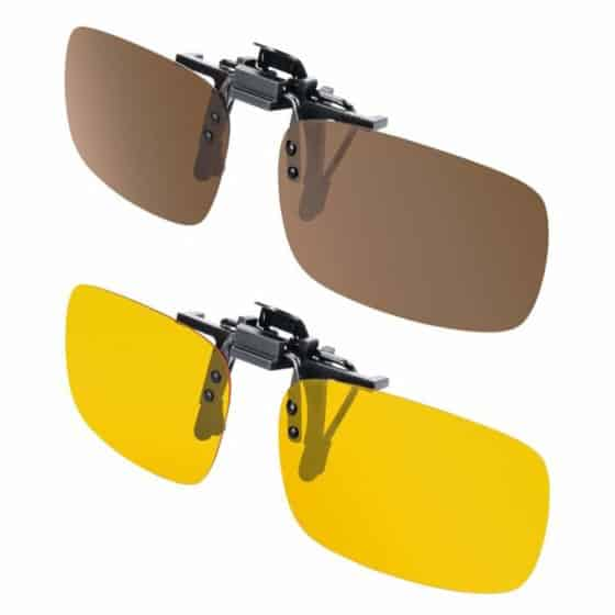 Splaks - a Clip-on Sunglasses