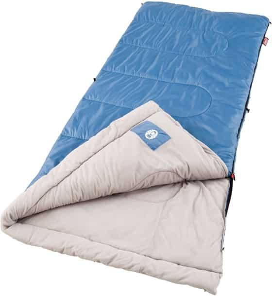 Coleman Sun Ridge 40°F Sleeping Bag