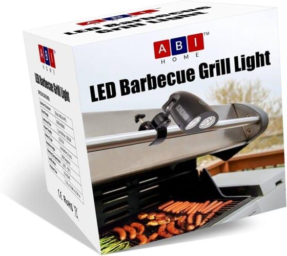 ABI World BBQ Grill Lights