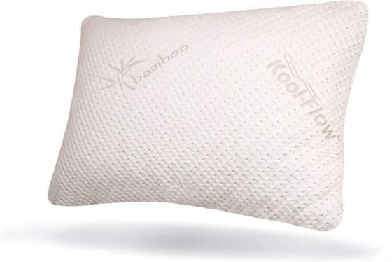 Snuggle-Pedic Ultra-Luxury Bamboo Pillow