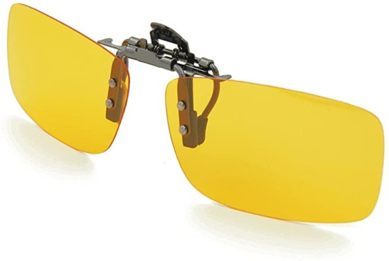 Besgoods Polarized Clip-on Sunglasses