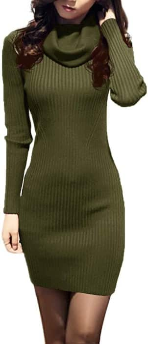 V28 Women Sweater Dress