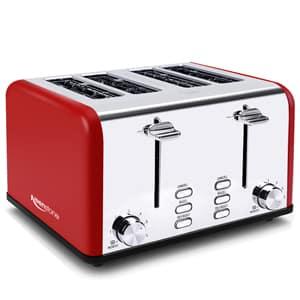 Keenstone Toaster 4-slice